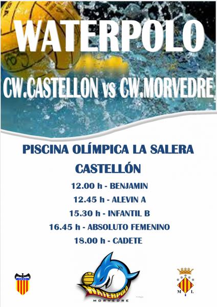 Cartel CWCastellon CWMorvedre 28-11-2015