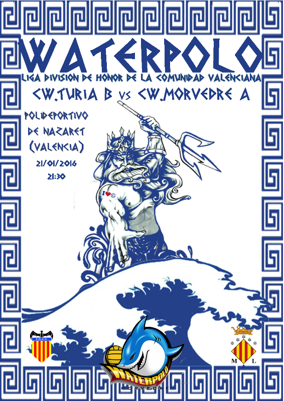 Cartel CWTuria CWMorvedre 21-01-2016