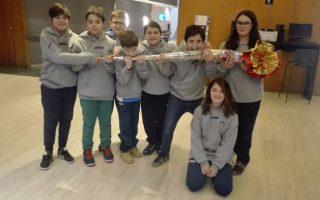 Octavos en la Christmas Cup Sabadell 2016!!